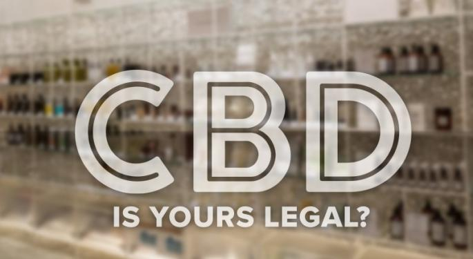 Why Your CBD Is Probably Illegal
