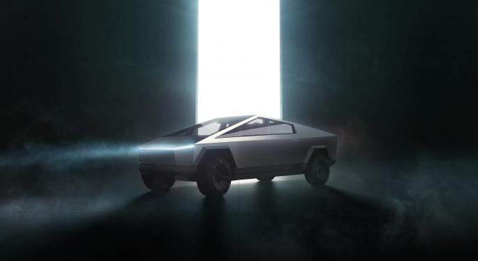 Tesla podría empezar a producir su Cybertruck en junio