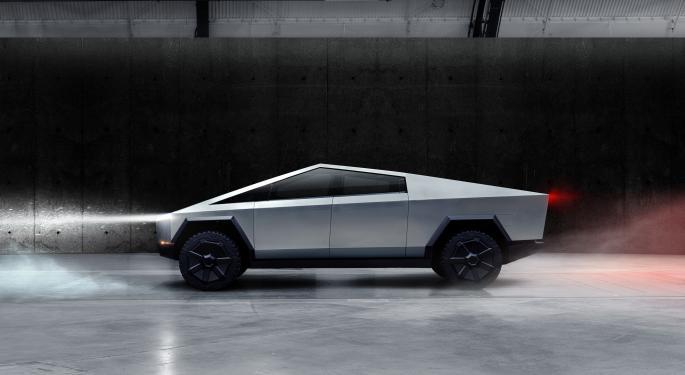 Musk confirma que el Cybertruck se fabricará en la Giga de Texas