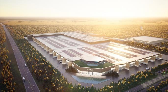 Tesla modificará la solicitud para la Gigafactory Berlín