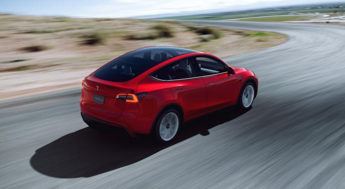 Un agregador de vendedores de Amazon regala un Tesla por referencias