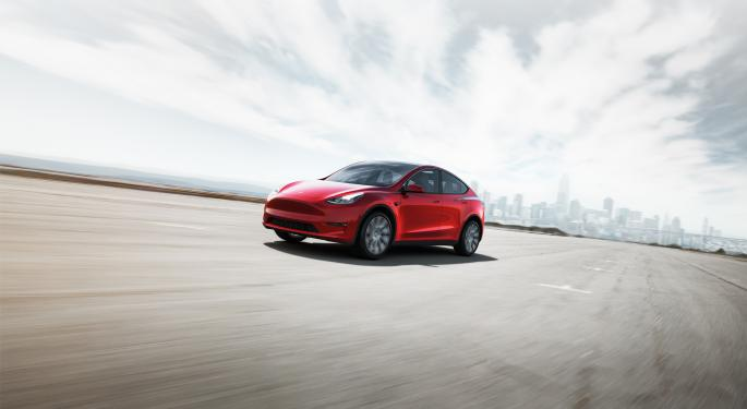 Tesla Hikes Model Y Prices In China