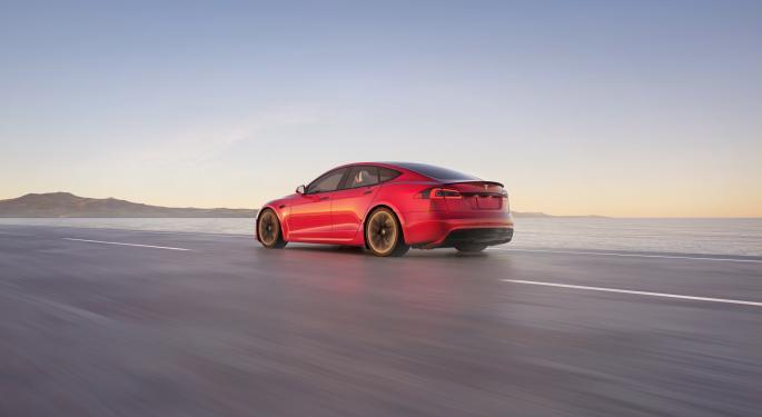 Las entregas de Tesla podrían sorprender al alza