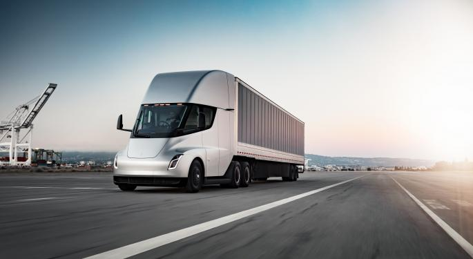 Tesla Preparing To Launch The Service Program For Semi — Guess The First Location
