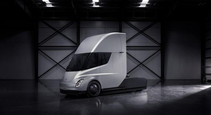 Elon Musk Says Battery Cell Constraints A Hiccup In Tesla Semi Rollout