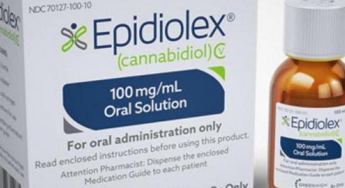 BofA Sees Blockbuster Sales Potential For GW Pharma's CBD Drug Epidiolex