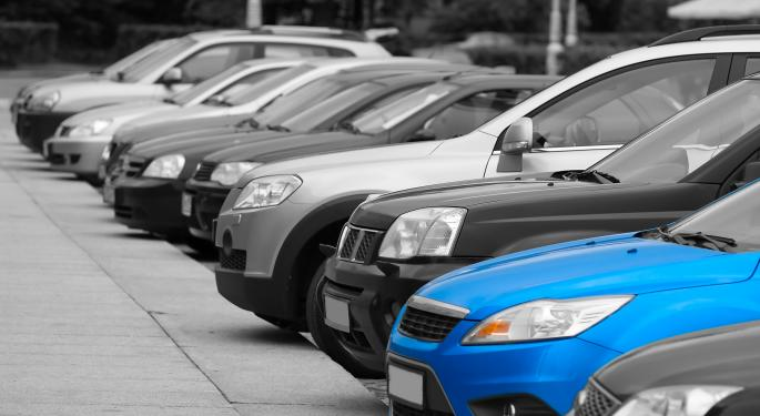 Car Companies Watch The Rising Ride-Share Industry Warily