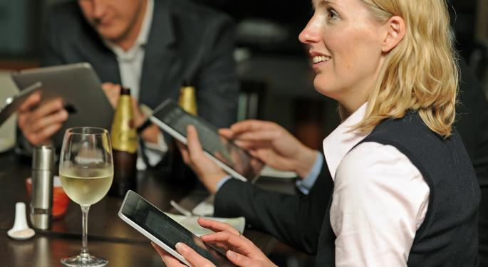 Traditional Restaurants Target Younger Customers with Tablet Technology