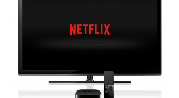 BofA Says Netflix's September Churn Higher, Downloads Lower