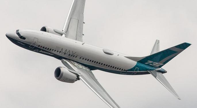 Here's How Large Option Traders Are Playing Boeing As Order Backlog Shrinks