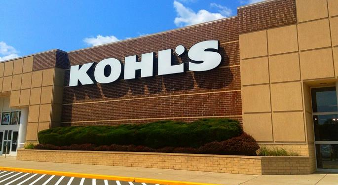 BofA Raises Kohl's Target As Activist Investor Group Seeks Board Control