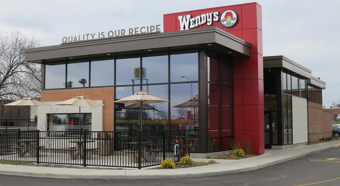 Wendy's CEO Touts Breakfast And Digital Momentum