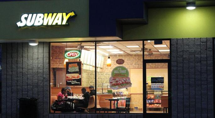 Subway Continues To Shed Stores, Execs