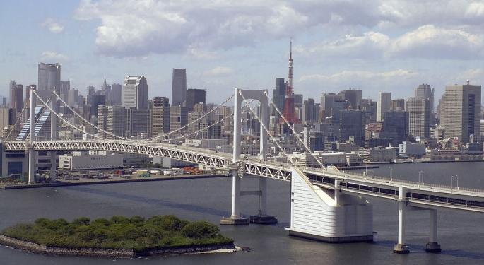 Japan-Focused Funds Show Divergent Performance