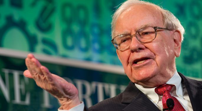 Warren Buffett Went On $12 Billion Stock Buying Spree After The Election