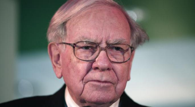 EXCLUSIVE: Warren Buffett Says Mr. Market Is A 'Drunken Psycho'