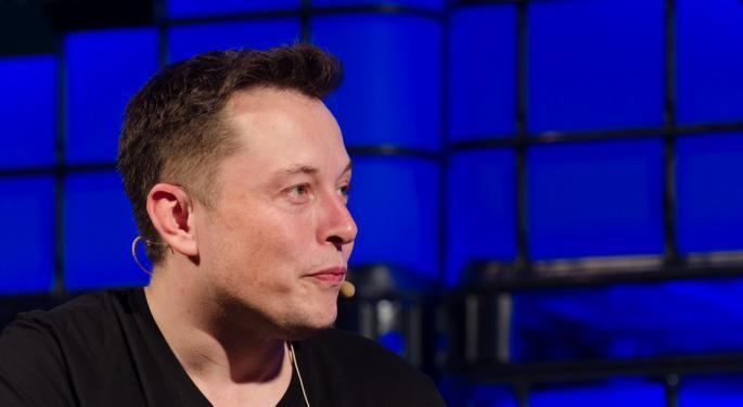 Musk habla sobre las cifras de los rivales de Tesla