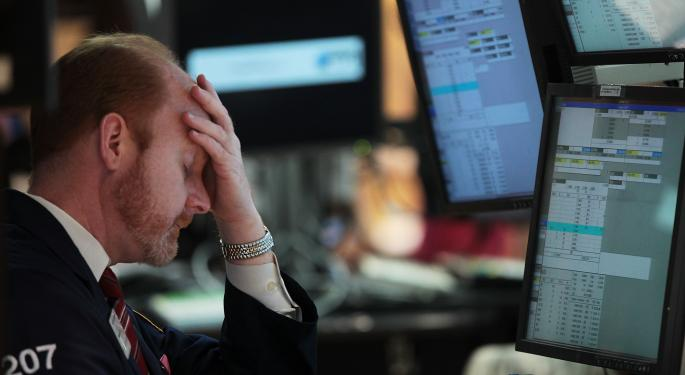 Tech, Semiconductors Among Worst Performers As Sell-Off Continues