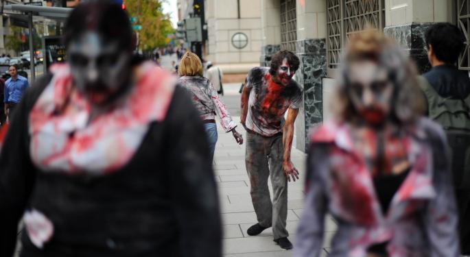 AMC's 'The Walking Dead' Setting a New Horror Standard