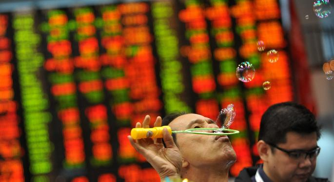 Market Wrap For February 18: Dow Finishes Lower, Nasdaq Still Hot