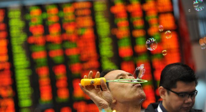 Market Wrap For March 18: Markets Positive Despite Crimea Concerns