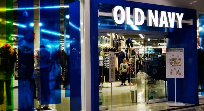 Old Navy Comp Decline A Worry For Gap