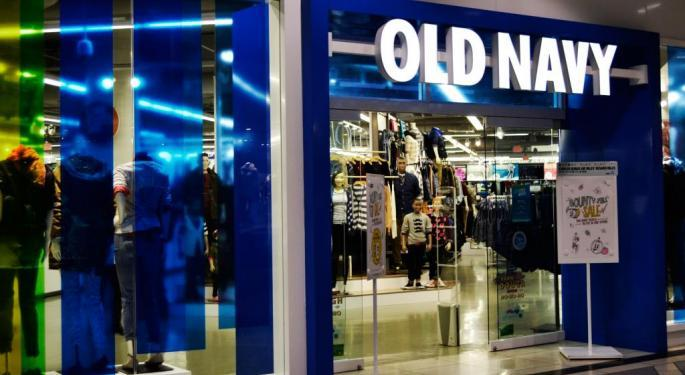 JPMorgan Upgrades Gap, Highlights Old Navy's Recent Success
