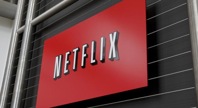 Barron's Recap: Netflix Versus The TV Titans