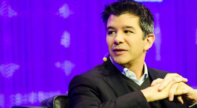 Travis Kalanick To Leave Uber's Board