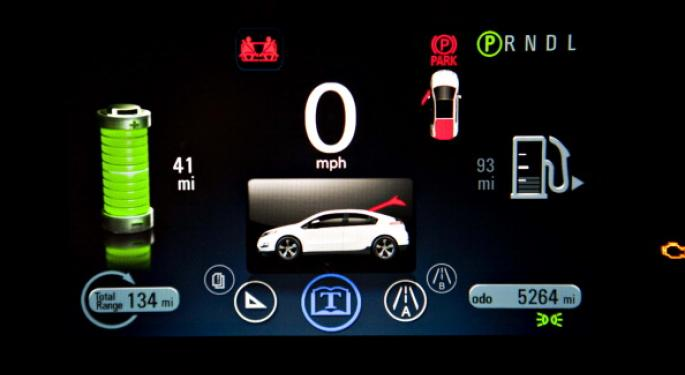 Auto and Tech Companies Battle Over Your Dashboard F, GM
