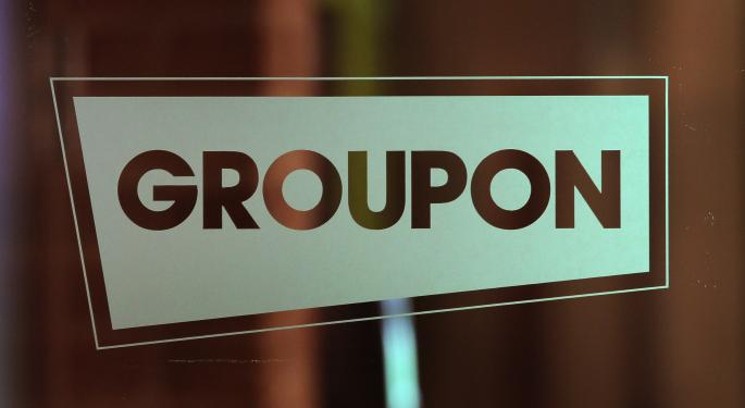 Groupon Inc To Play A Role In Apple Pay Launch