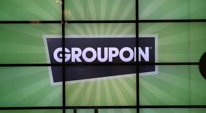 Groupon CEO Explains His Four-Part Strategy