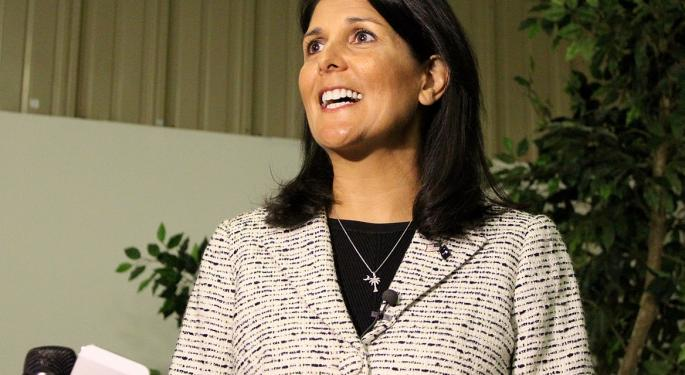 Analysis: Why Boeing Nominated Nikki Haley To Its Board of Directors