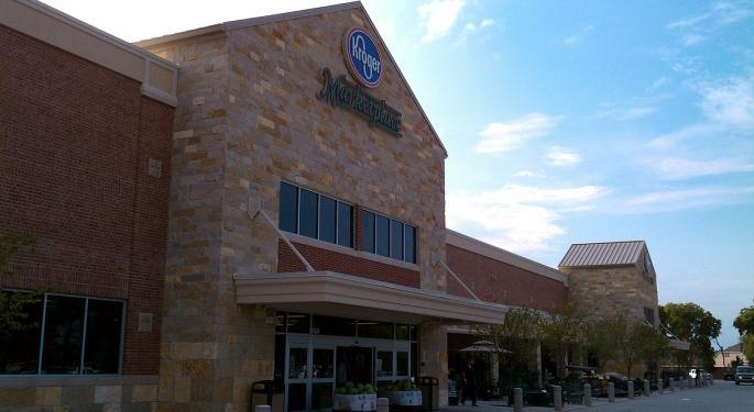 Kroger Option Trader Makes $2.3M Bearish Bet That Stockpiling Rally Is Over
