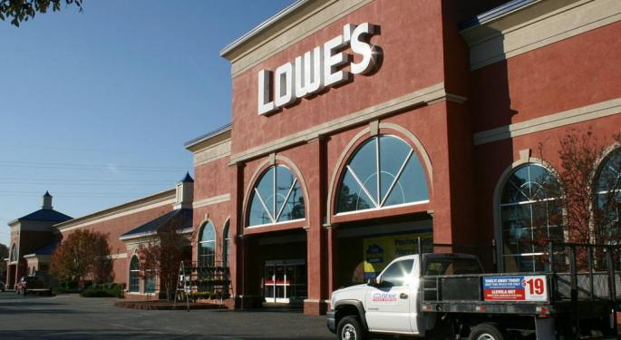 Barron's Latest Picks And Pans: Lowe's, Microsoft, Vertex Pharmaceuticals, ViacomCBS And More