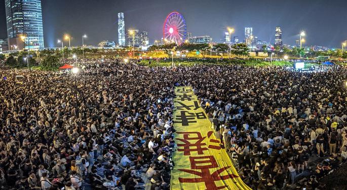 Houston Rockets, NBA Face Backlash In China After GM Tweets About Hong Kong Protests