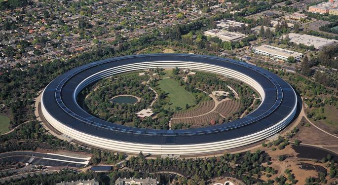 Cramer: When Apple Gains, The Entire Semi Sector Wins