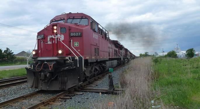 Canadian Pacific Railway To Buy Kansas City Southern For $25 Billion
