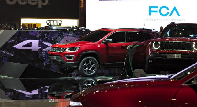 Fiat Chrysler In Talks With Apple Supplier Foxconn To Make EVs In China