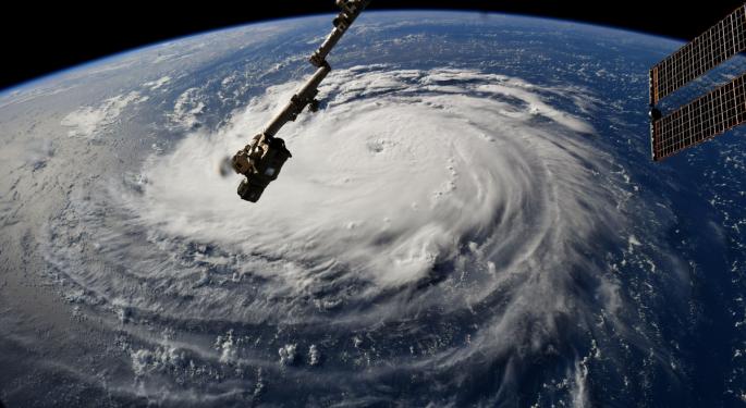Trading Hurricane Florence: Investors Make Storm Stock Picks
