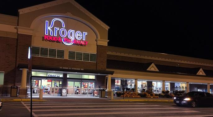 Kroger CEO Unsure What The 'New Normal' Will Look Like