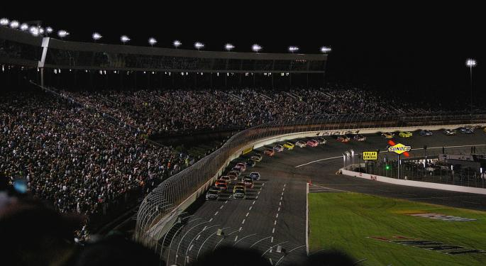 NASCAR Track Owner Speedway Motorsports Reports Take-Private Offer From Sonic Financial