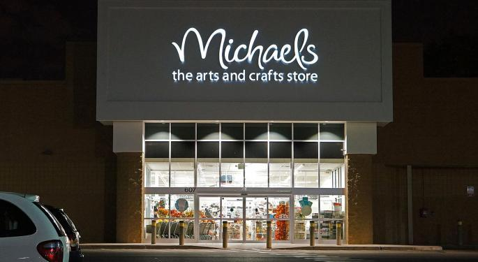 Morgan Stanley Likes New Michaels CEO, But Still Bearish On Near-Term Stock Prospects