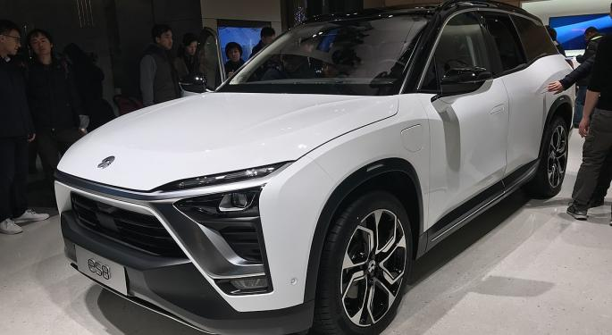 Bernstein Out Bearish On EV Startup NIO