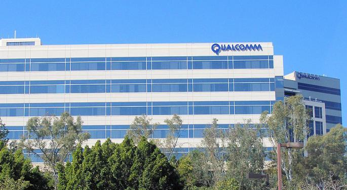 Here's How Much Investing $100 In Qualcomm Stock Back In 2010 Would Be Worth Today