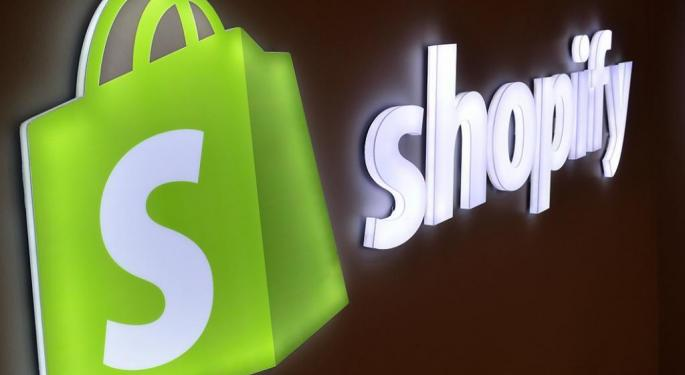 Shopify's Stock Is Testing A Key Technical Level
