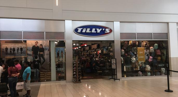 William Blair Upgrades Retailer Tilly's: 3 Reasons Why