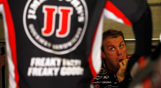 Jimmy John's Franchise, LLC Contemplating Sale Of Stake In Company
