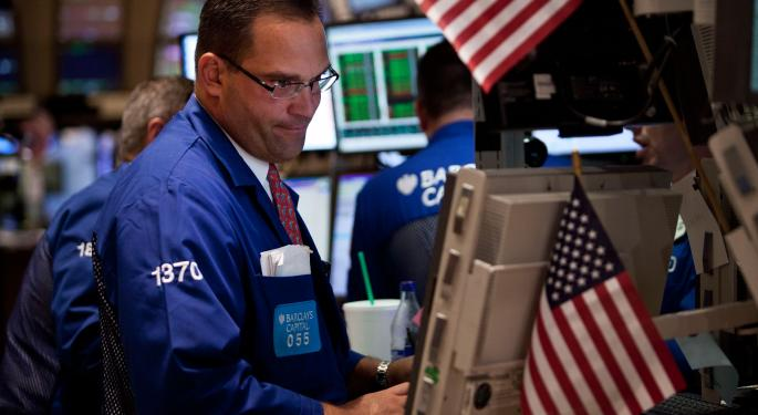 Market Wrap For May 28: Markets Take A Breather As Treasury Yields Fall