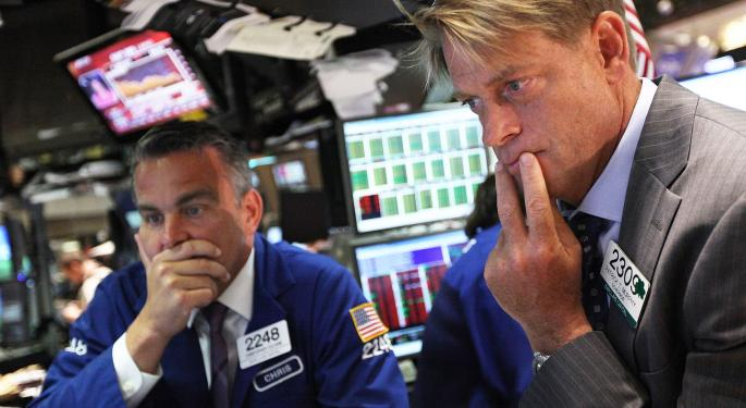 Mid-Day Market Update: Smith & Wesson Gains On Upbeat Profit; LabCorp Shares Decline